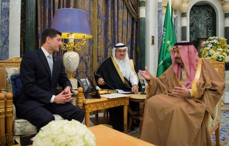 Salman, Paul Ryan