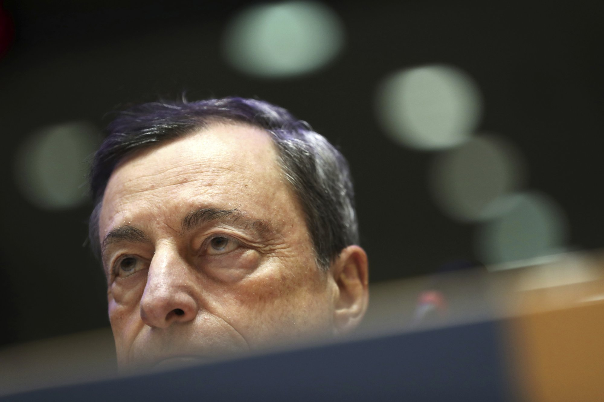 European banking chief: euro needs a central budget