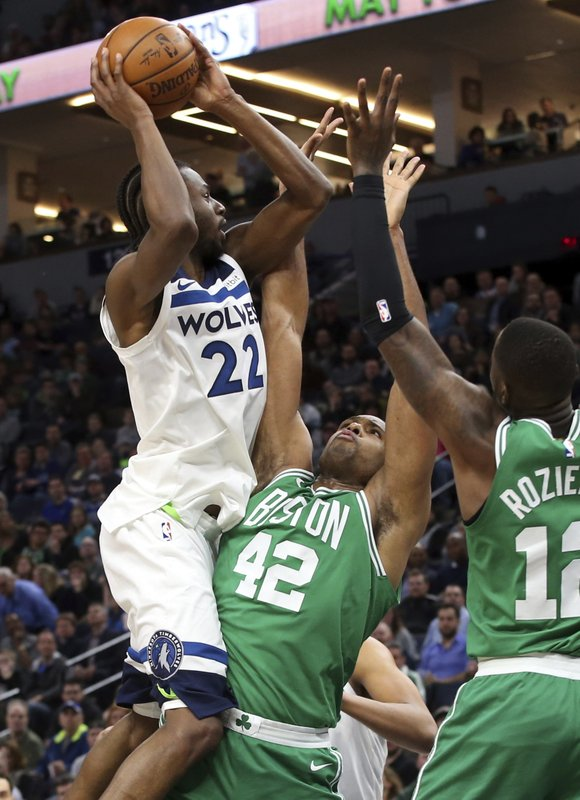 Andrew Wiggins, Al Horford