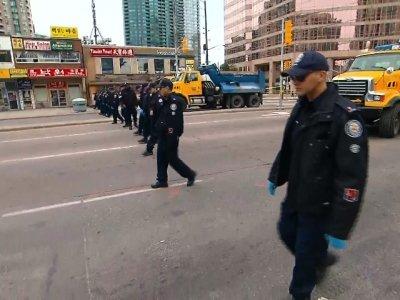 Toronto Van Suspect Faces 10 Murder Counts