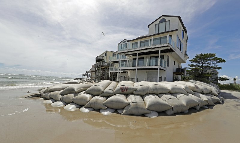 Barrier Islands Still Doomed By Rising Sea