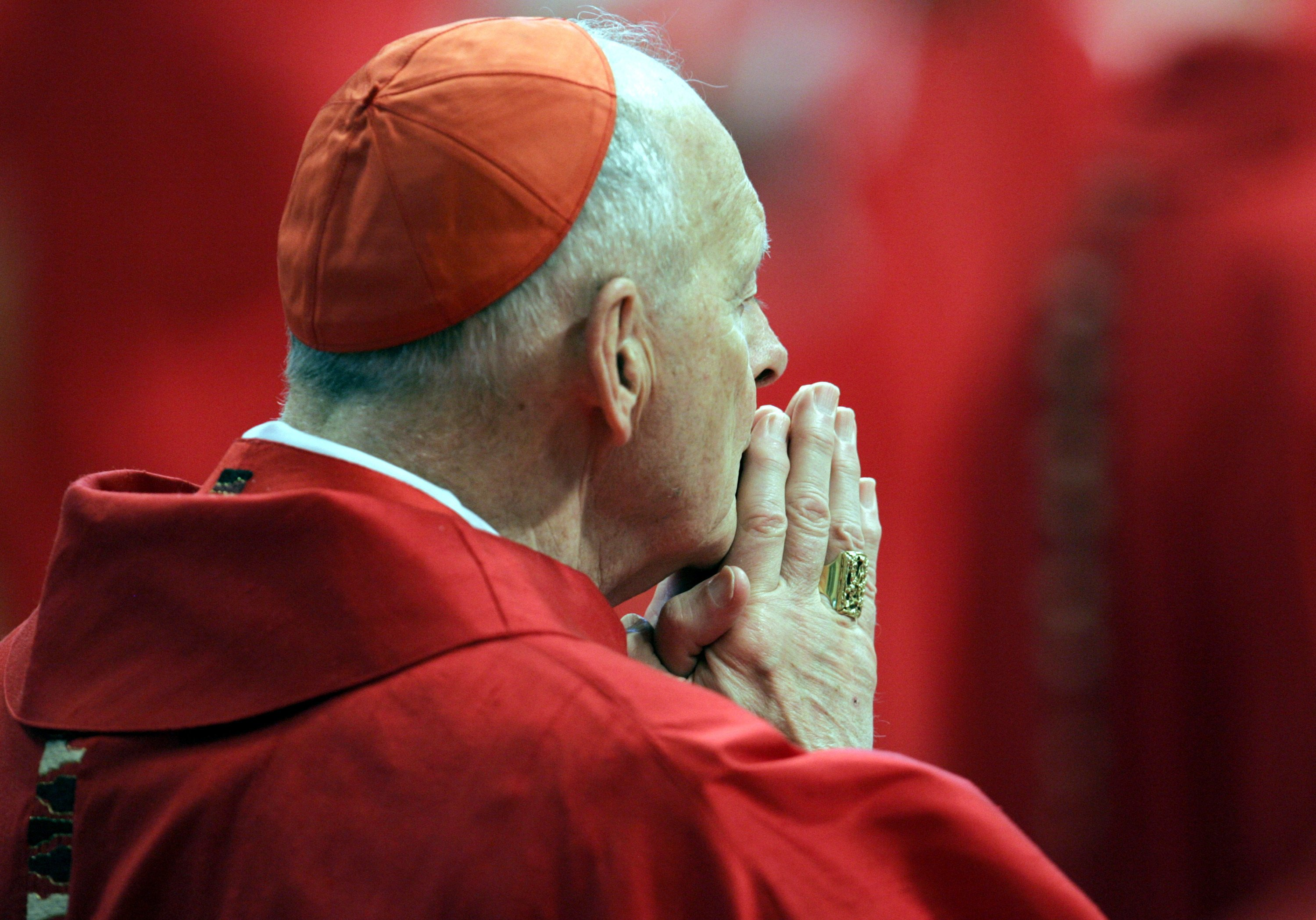 Vatican defrocks former US cardinal McCarrick for sex abuse