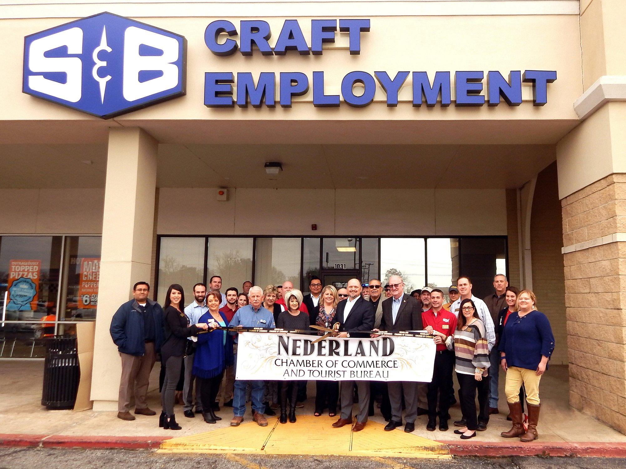 S b opens nederland craft hiring office to support construction
