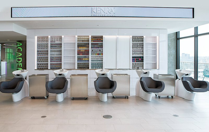 ADDING MULTIMEDIA Henkel Opens #AcademyofHair at its Beauty Care Hair Professional HQ