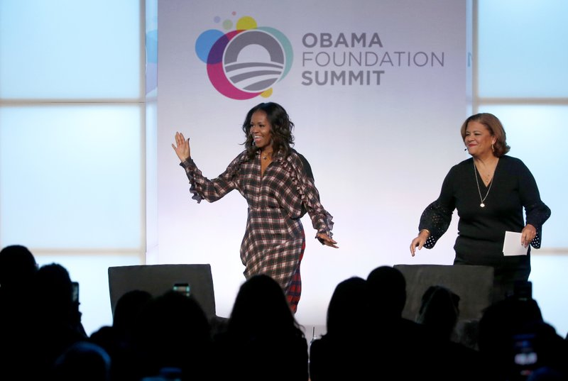 Elizabeth Alexander, Michelle Obama