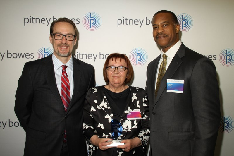 Pitney Bowes Names Winners of the 2018 Brilliance Awards at Annual Innovation Summit