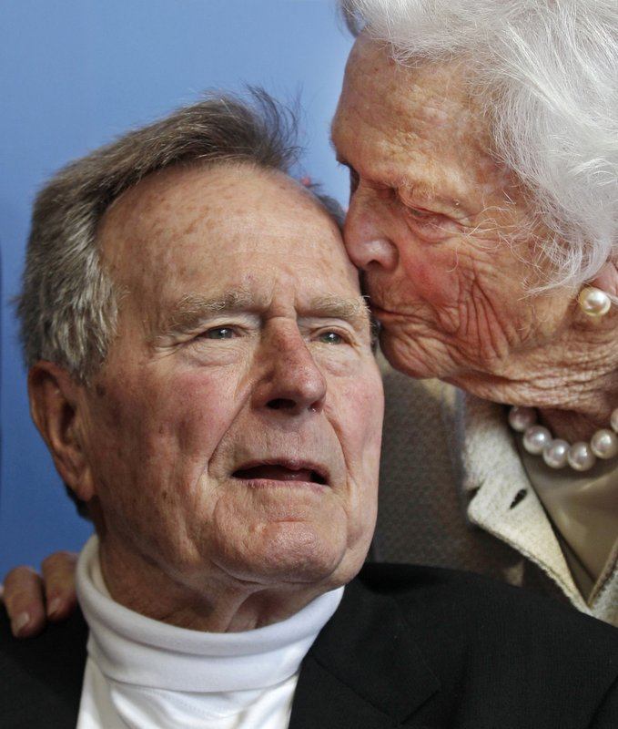 George H W Bush Great On Experience Not As Communicator