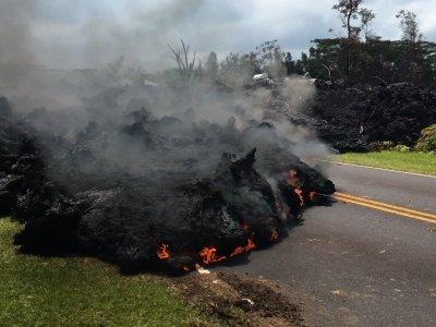 Volcanologist: 'No Slowdown' for Hawaii Eruption