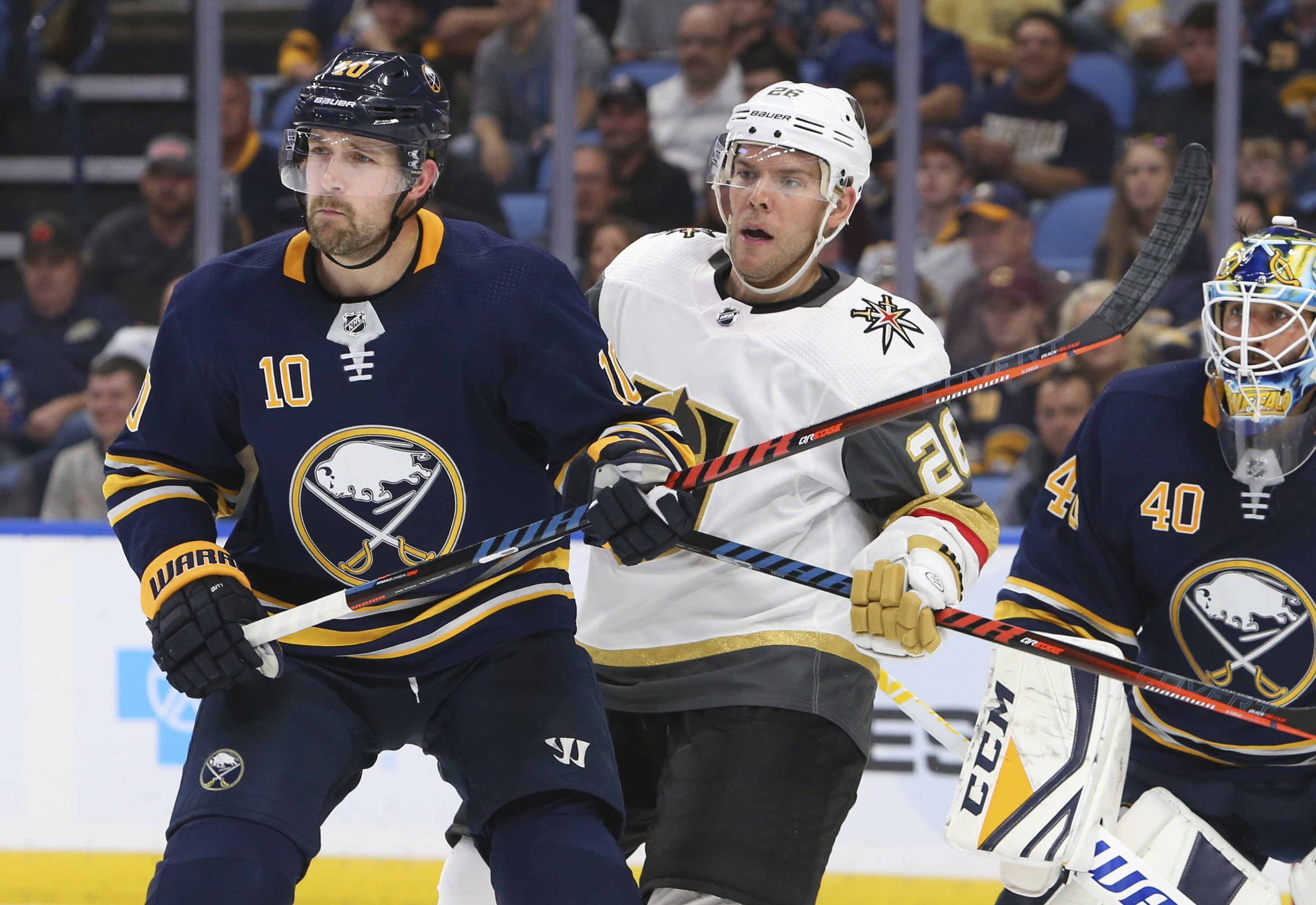 Golden Knights' Stastny out 3 games with lower-body injury
