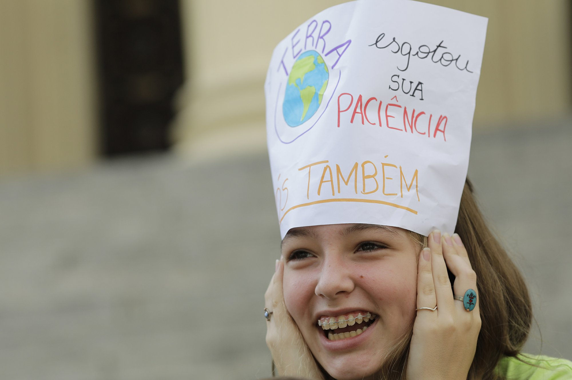 Climate activists call for action in Latin America