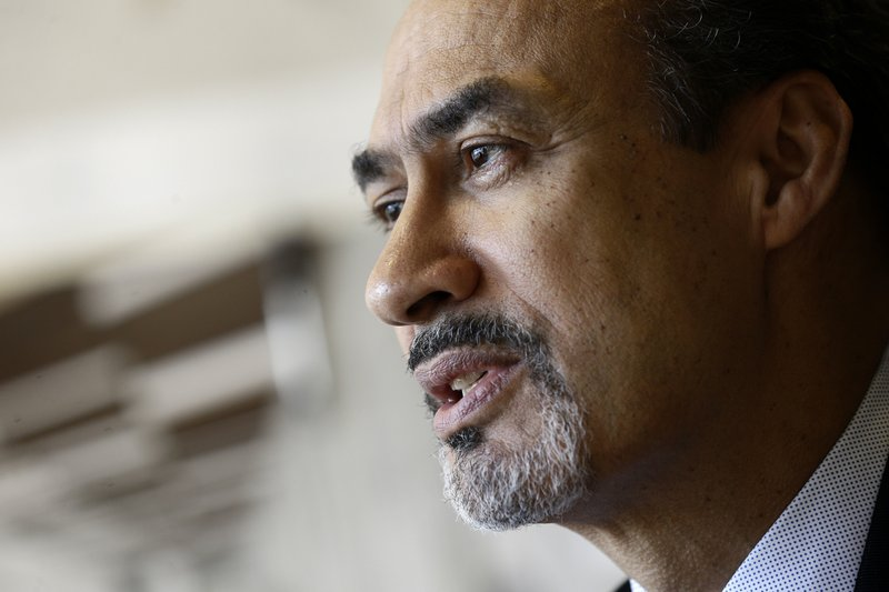 Architect shapes nations view of african american history 18 2017 photo architect phil freelon responds during an interview at his office in durham nc for freelon the national museum of african american malvernweather Images