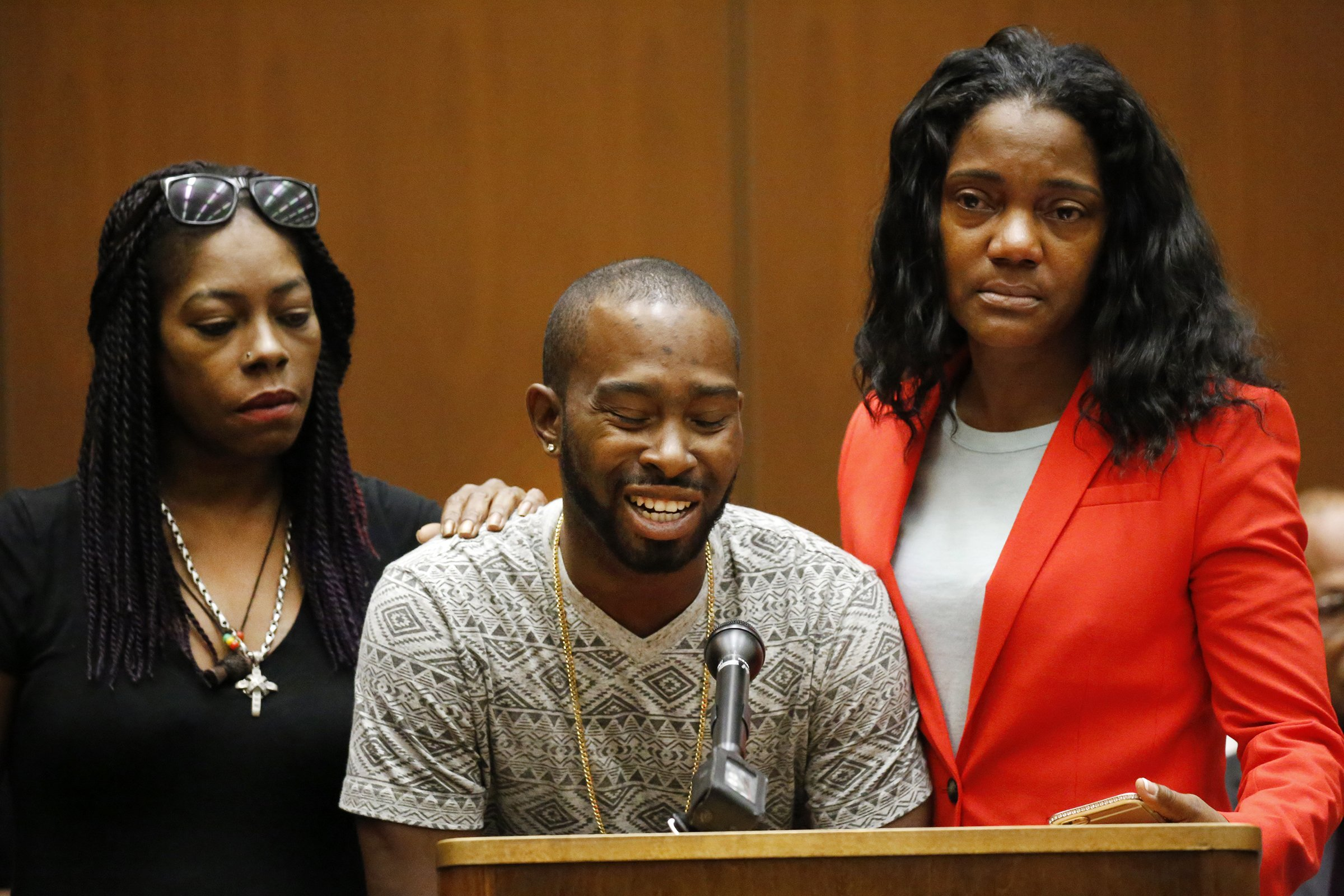 'Truly a piece of evil': 'Grim Sleeper' sent to death row