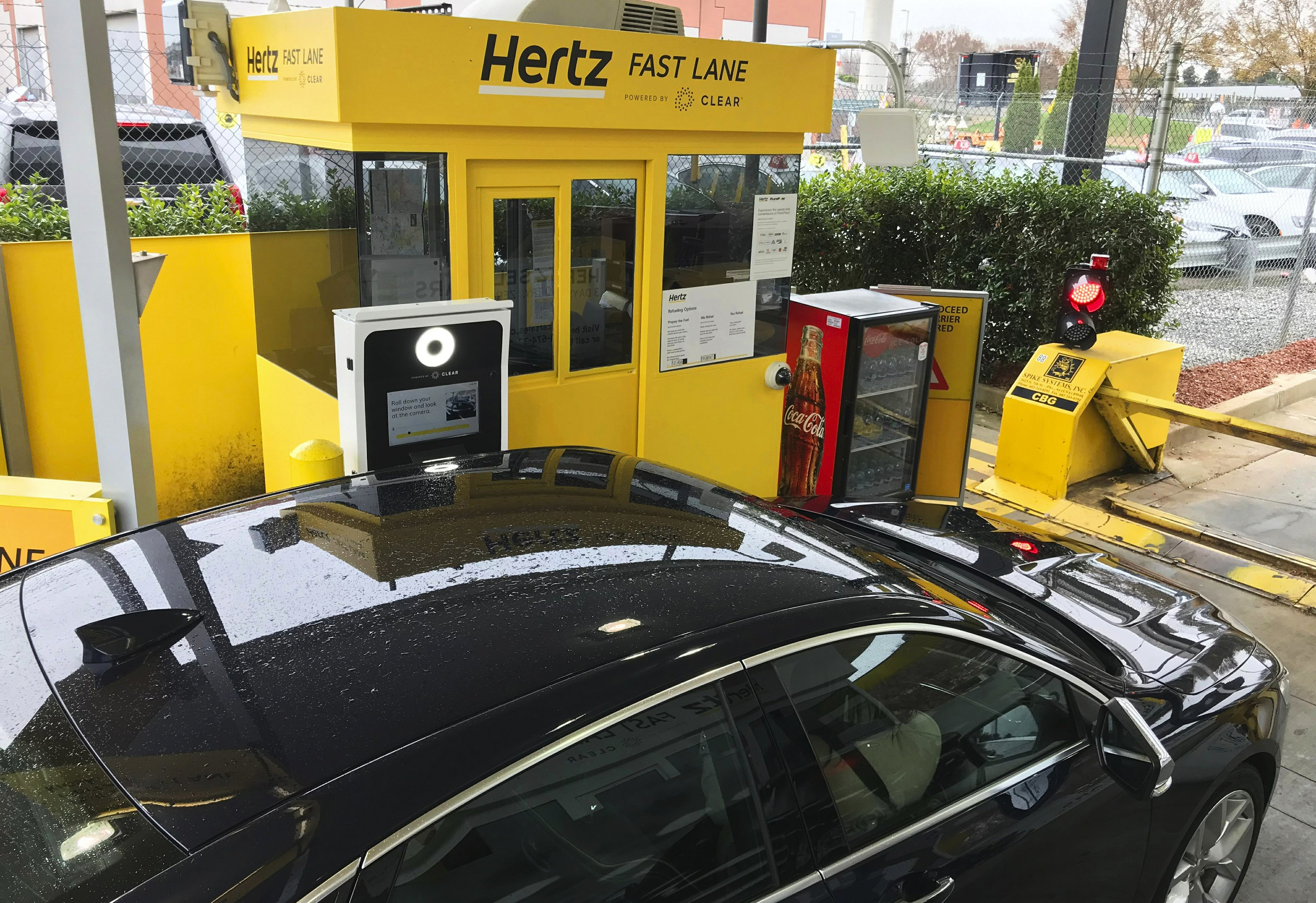 Hertz Clear Partner To Speed Rentals With Biometric Scans
