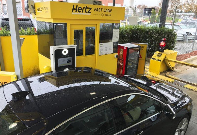 Hertz Monthly Rental >> Hertz Clear Partner To Speed Rentals With Biometric Scans