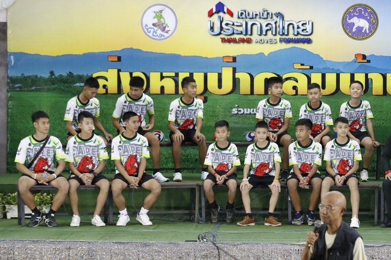 Image result for images of soccer boys in thailand