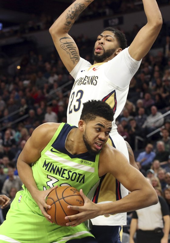 Anthony Davis, Karl-Anthony Towns