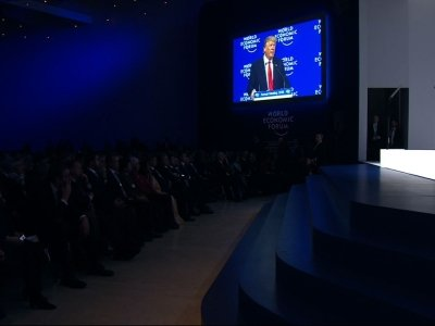 Trump: America First Does Not Mean America Alone