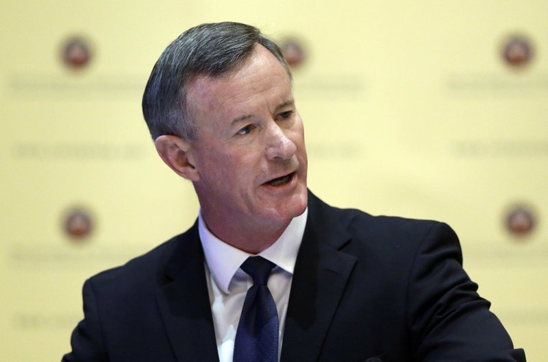 William McRaven, Bill McRaven