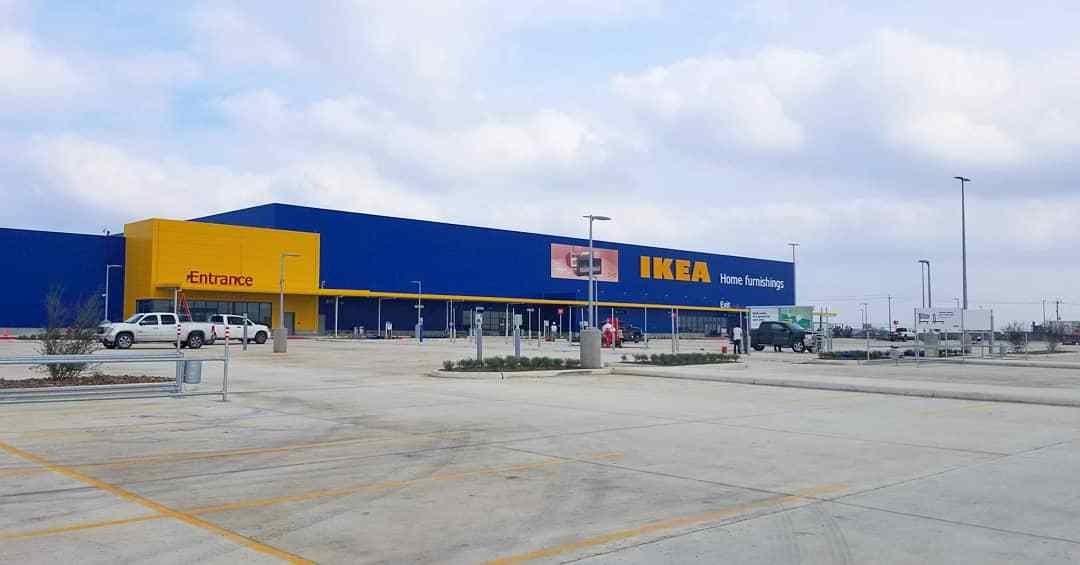 Ikea Goes Big For San Antonio Grand Opening
