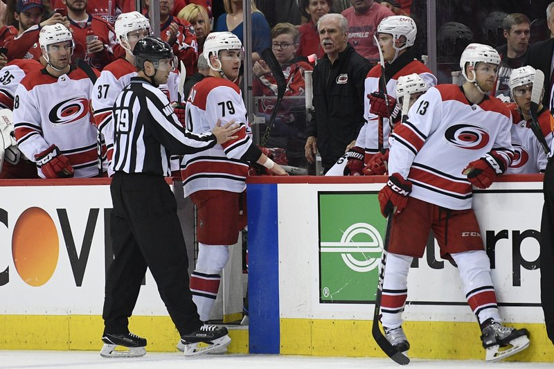 Ap Cp Survey Players Pan Delay Of Game Goalie Interference