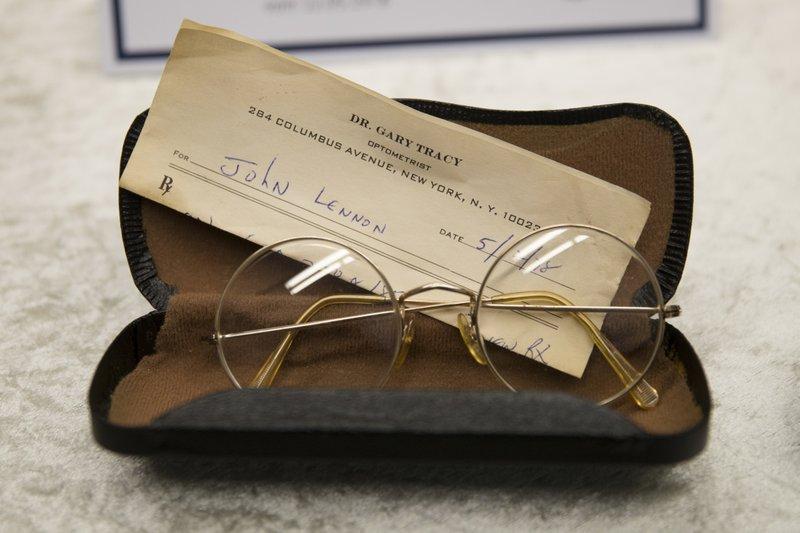 John Lennon diaries recovered