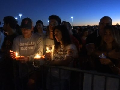 After Shooting, Fla. Community Calls For Action
