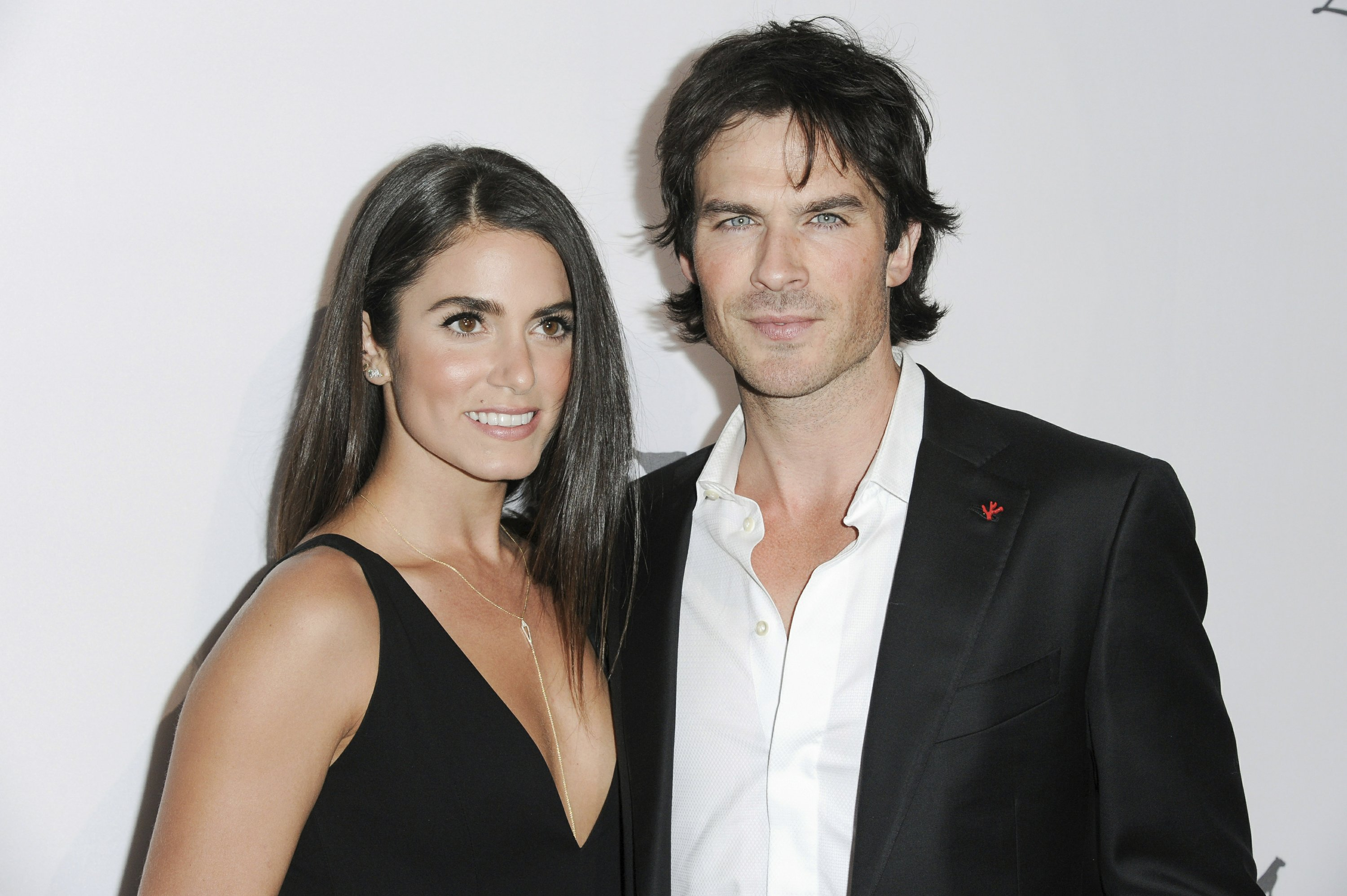 brush You're welcome Frustrating  Actors Nikki Reed and Ian Somerhalder expecting 1st baby