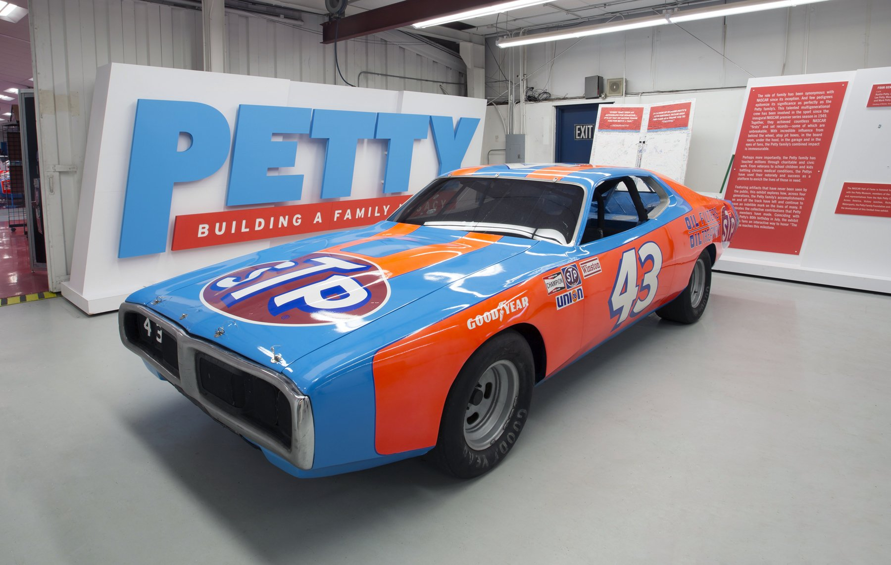 Richard Petty Cars Trophies To Be Sold At Auction On May 12