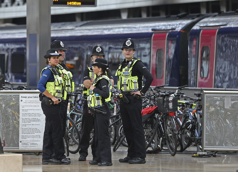 "UK threat level raised to ""critical"" after subway bombing"