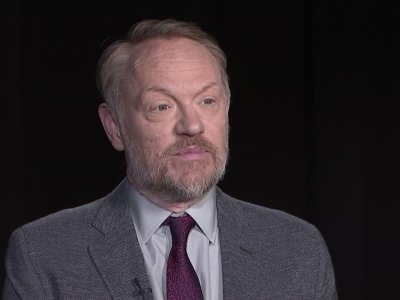 Jared Harris sets up 'The Terror'