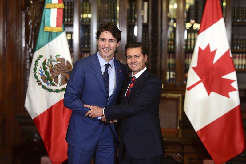 Trudeau Nieto