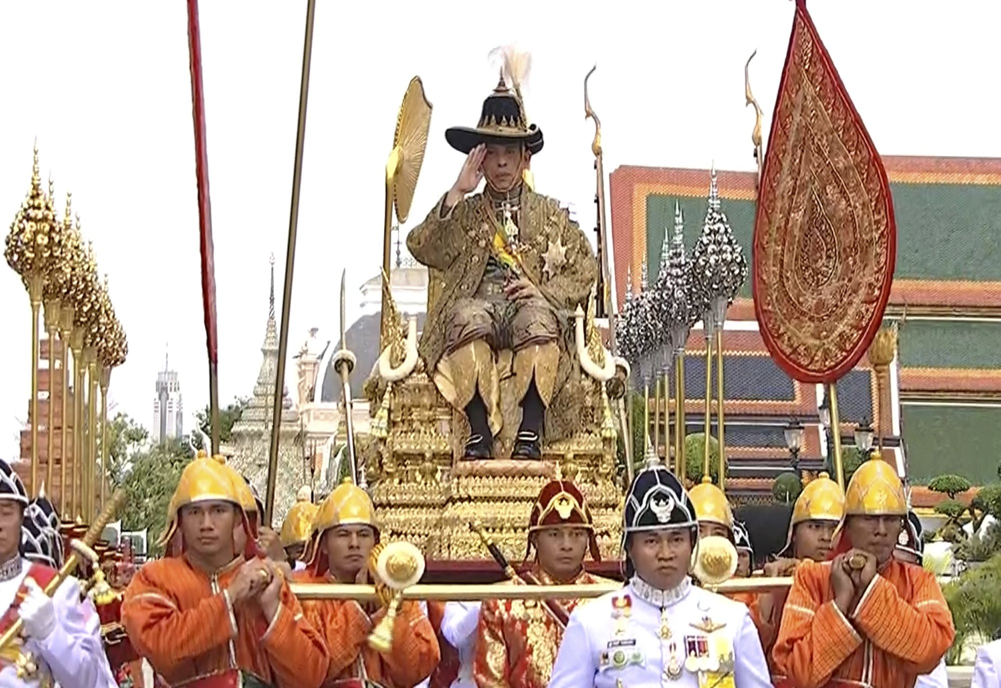 thai kings de 45cat - HD1164×800
