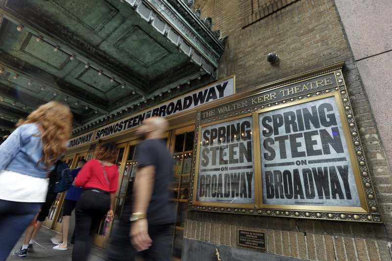 apnews.com - Broadway ticket-buying now easier for fans, not re-sellers
