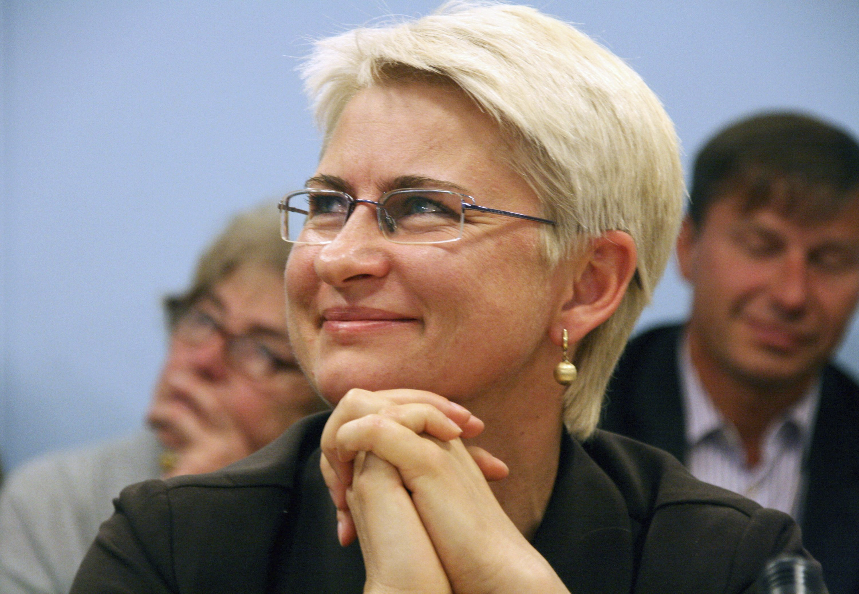 US court hears arguments in ex-Lithuanian judge's case