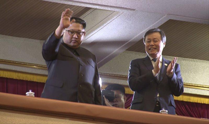 Kim Jong Un, Do Jong-whan