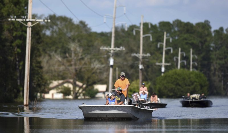 Florence Weary South Carolina Could Get More Record Flooding