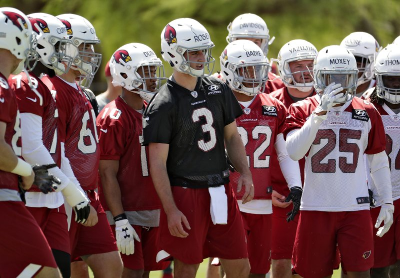 bb1c096d8205 Rosen says focus all football on first day in Cardinals camp