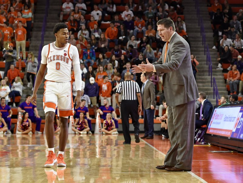 Brad Brownell, Clyde Trapp