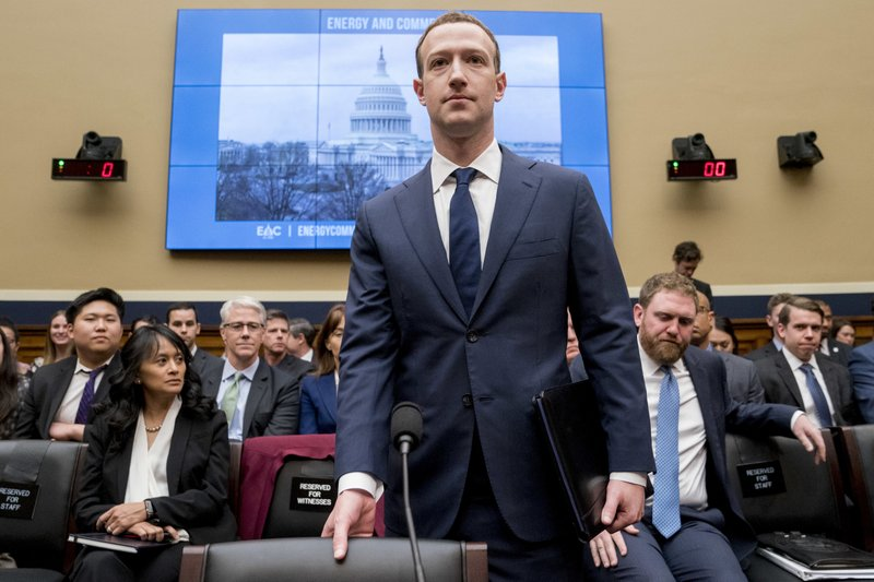 Zuckerberg concedes social media regulations 'inevitable'