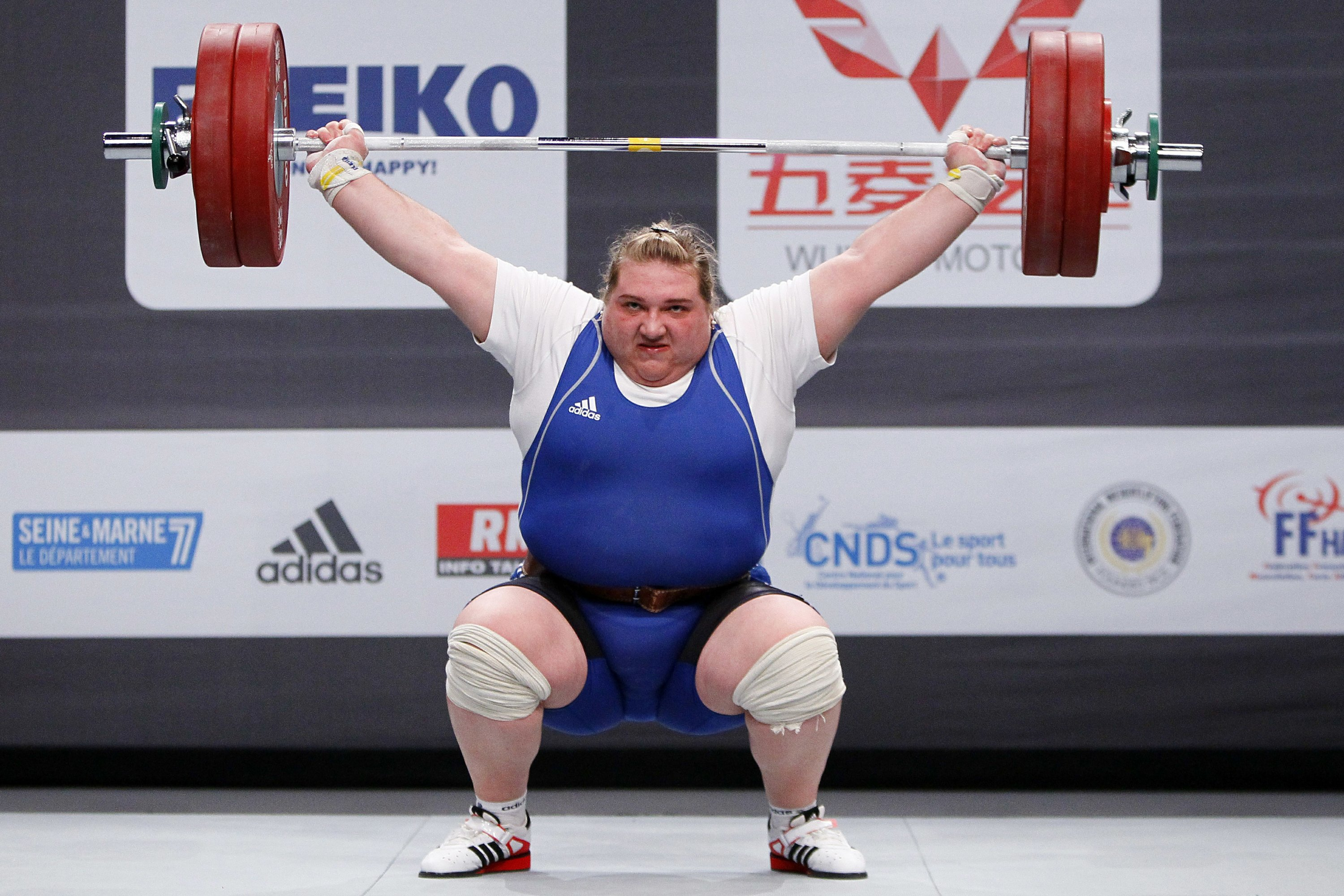steroids in olympic weightlifting