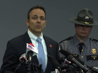 KY Gov. Announces 2 Dead After School Shooting