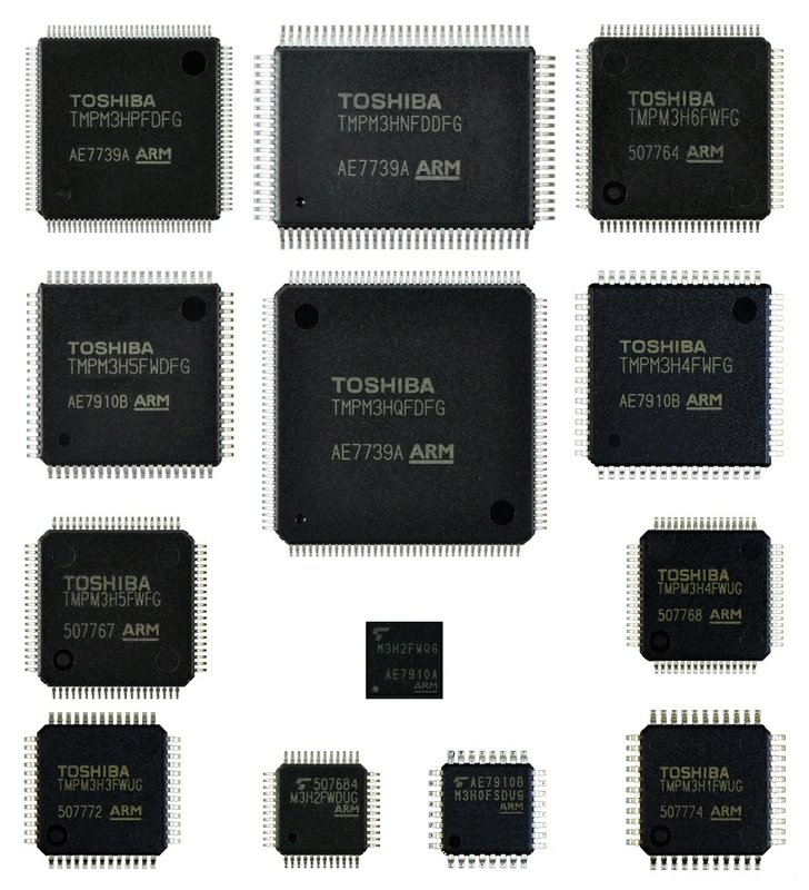 Toshiba Releases Arm® Cortex®-M3-Based Microcontrollers with Low Power Consumption and Advanced Functions for Consumer and Industrial Equipment