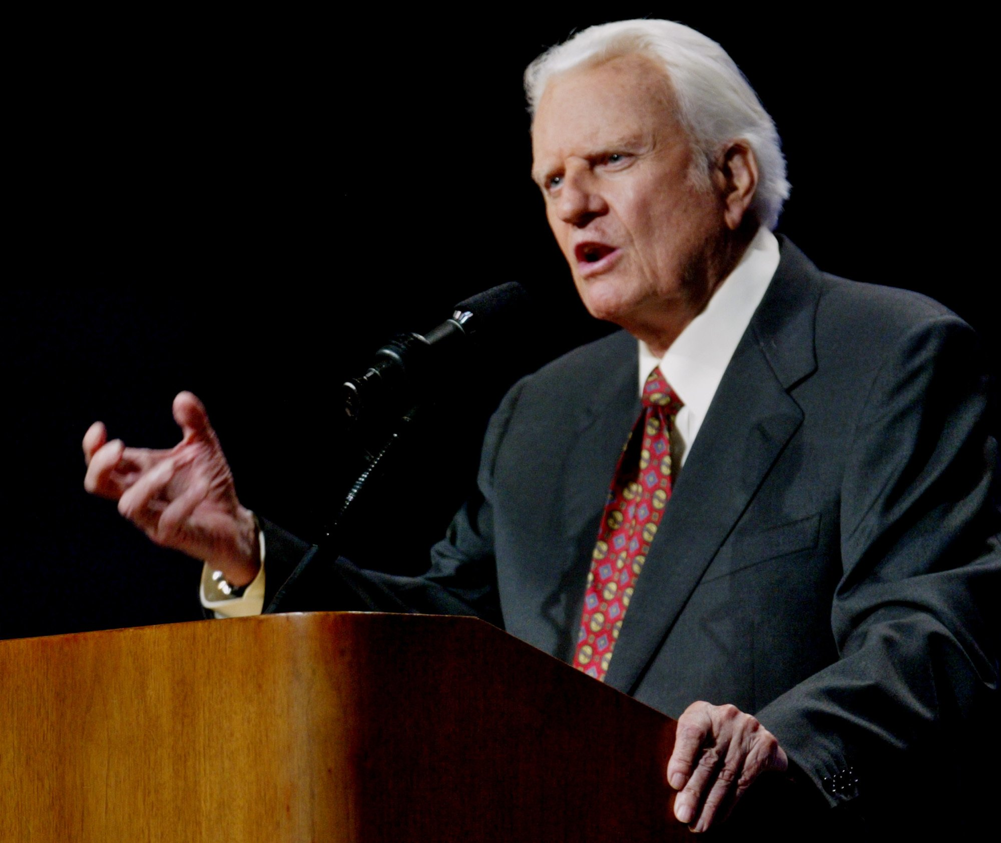 Billy Graham had pride and regret on civil rights issues thumbnail