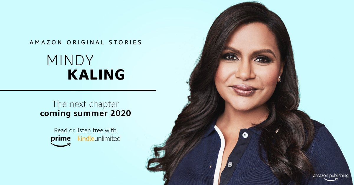 Mindy Kaling To Publish New Essay Collection With Amazon Available Free For Prime Members
