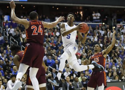 3ec0af5578fe RJ Barrett to enter NBA draft after 1 season at Duke