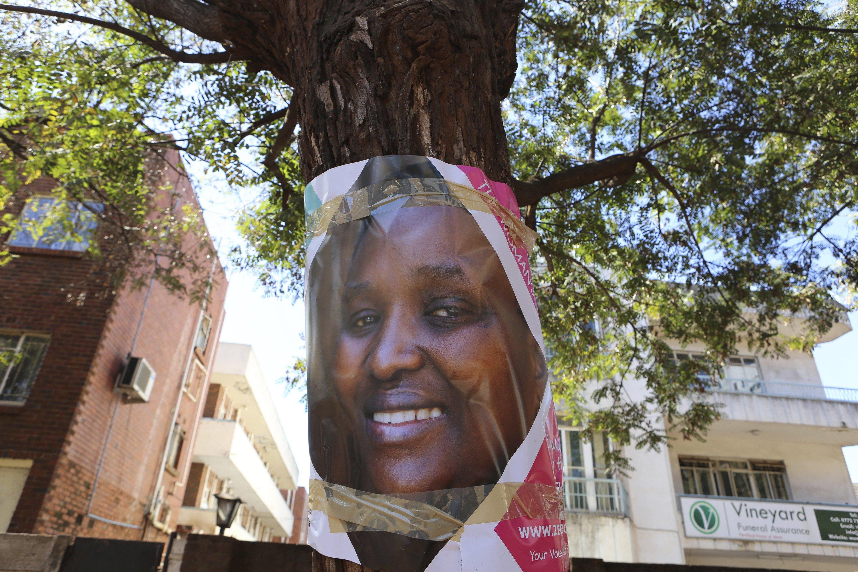 Zimbabwes few female candidates face scathing abuse