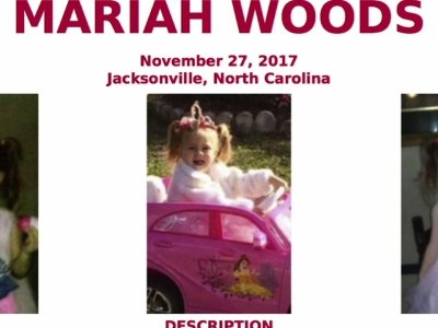 Search For Missing North Carolina 3-Year-Old