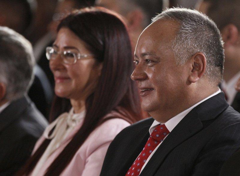Cilia Flores,Diosdado Cabello