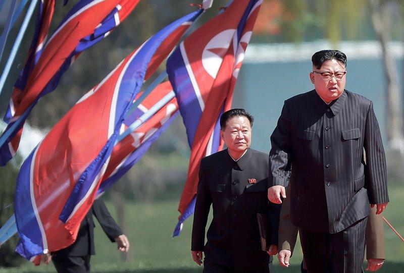Kim Jong Un, Choe Ryong Hae