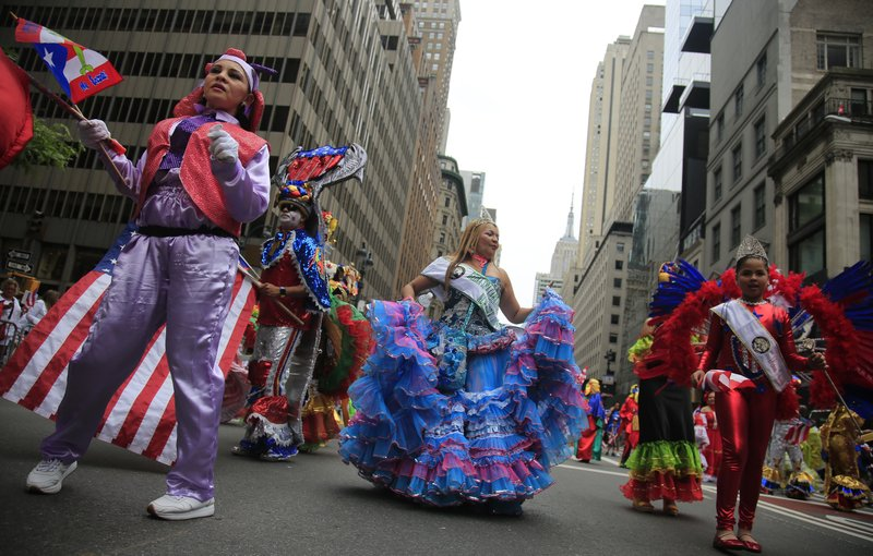 Puerto Day Parade